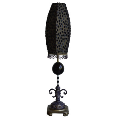 Vintage Steampunk Mimi Floor Lamp