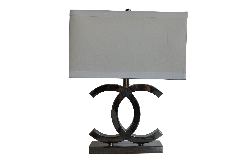 Classic Coco Chanel Lamps