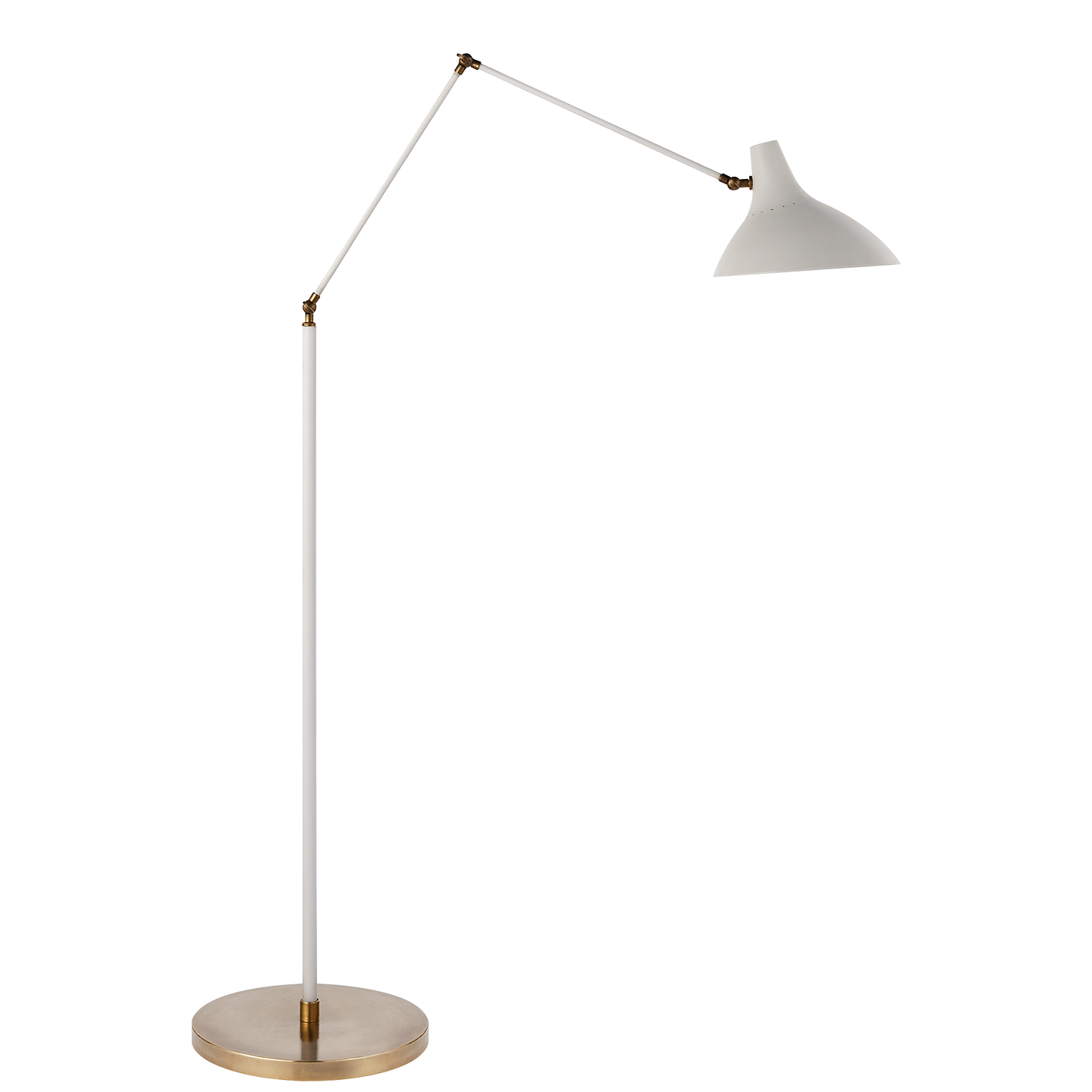 Floor Lamp - White