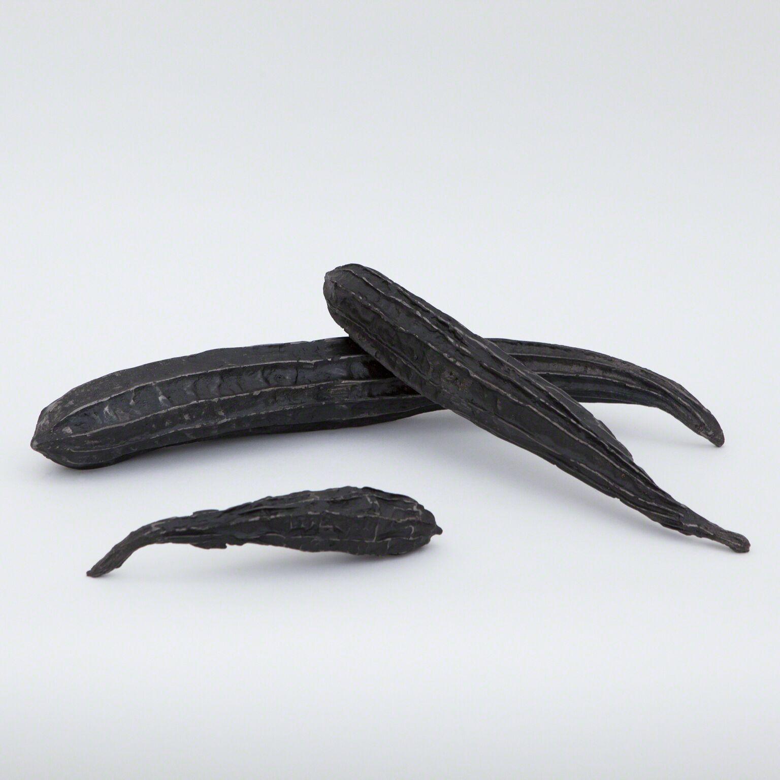Okra Sculpture - Lg.