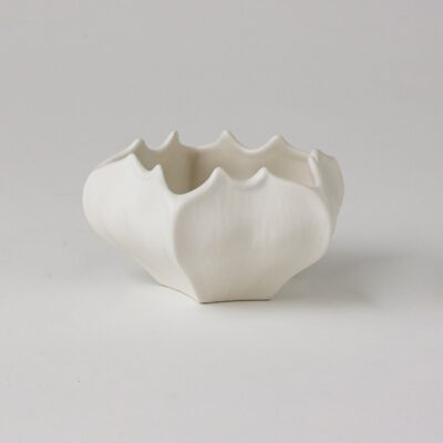 White Mini Star Fruit Bowl - Sm.