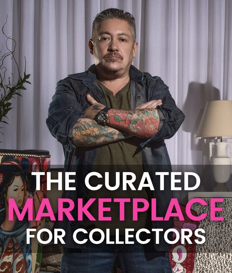 The Curated Market Place For Collectors