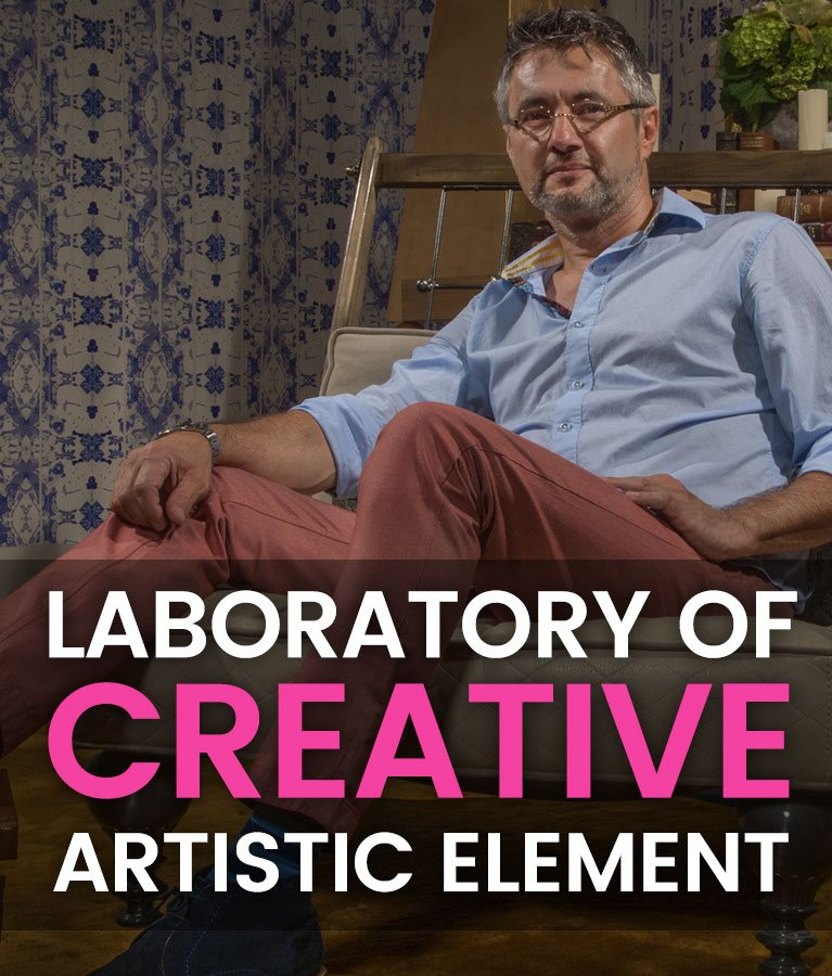 Laboratory of Creative Artistic Element