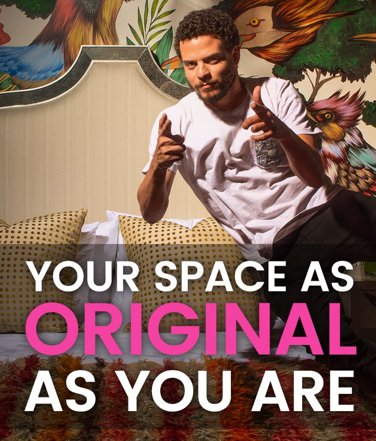 Your Space A Original As You Are
