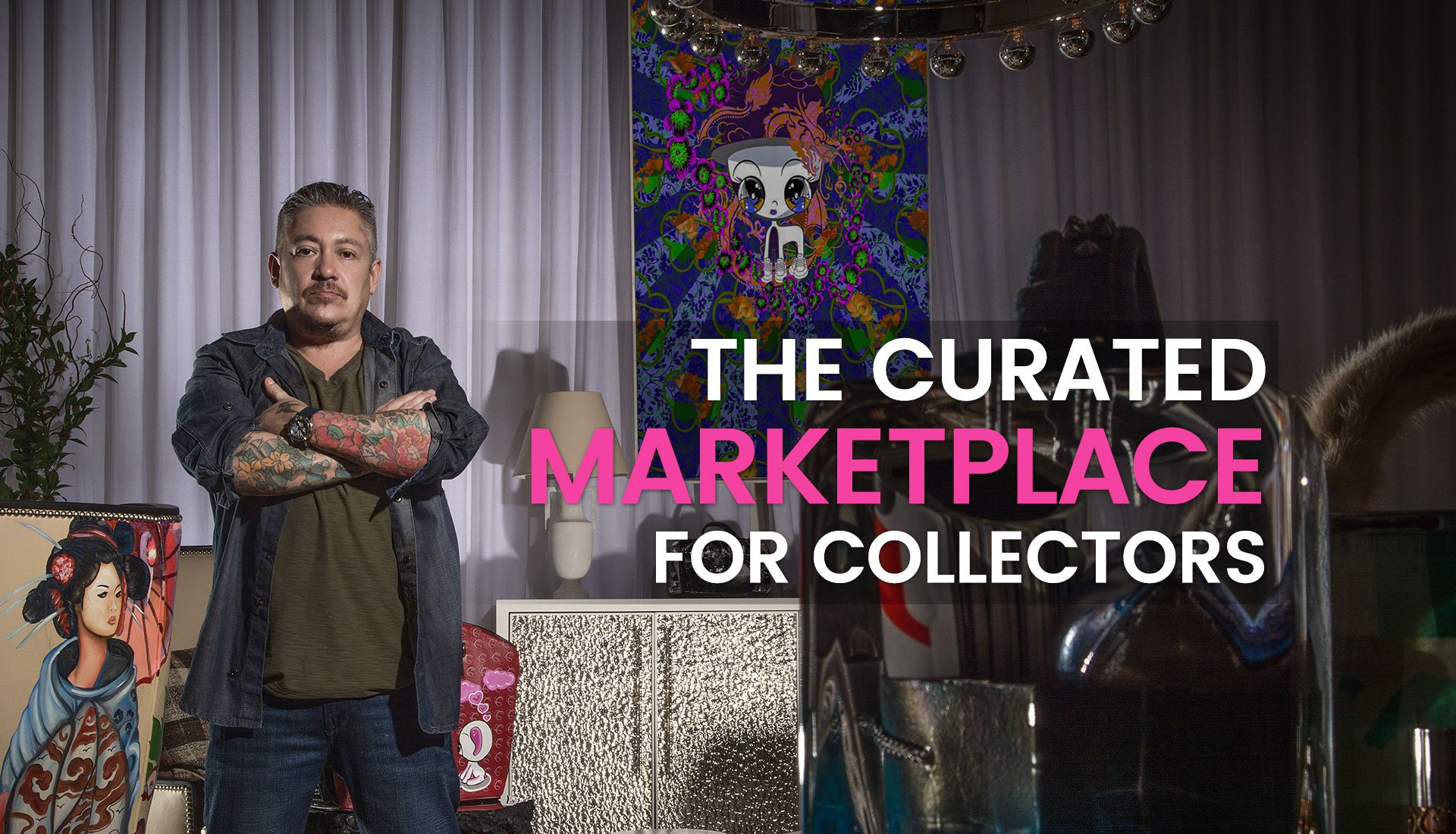 The Curated Market Place For Collectors Wynwoodlab