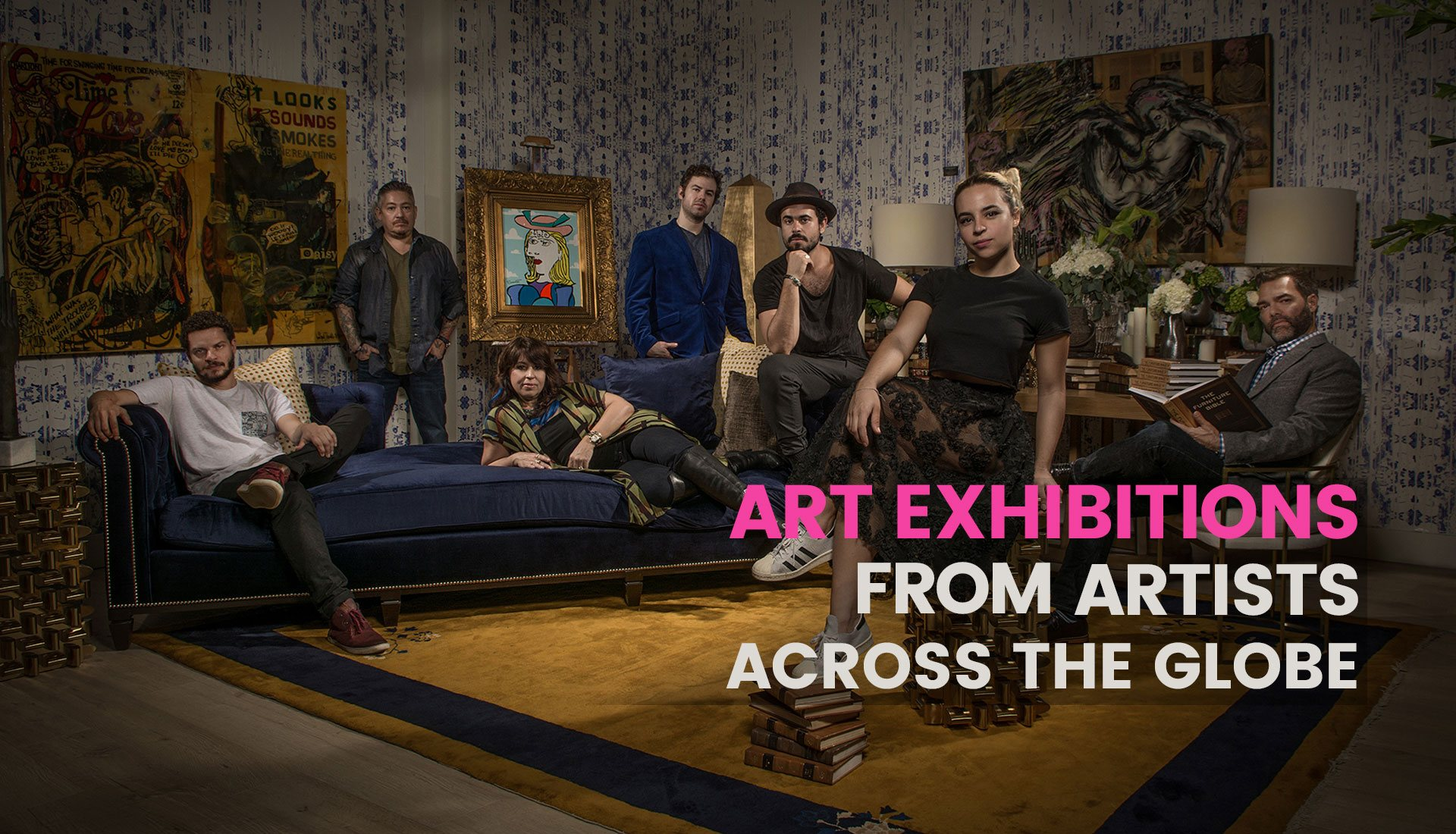 Art Exhibitions From Artists Across The Globe Wynwoodlab
